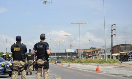 PRF divulga Balanço da Operação de Ano Novo em Pernambuco