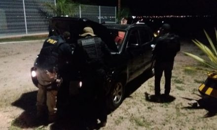 Pastor é detido com veículo roubado em Ouricuri