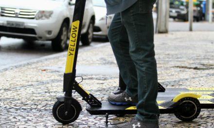 Serviço de aluguel de bicicletas e patinetes elétricos sem estações começa a funcionar no Recife