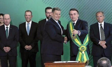 Gustavo Bebianno afirma que não pretende pedir demissão