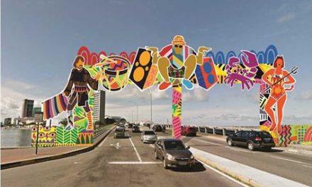 Decoração carnavalesca do Recife valoriza a inclusão