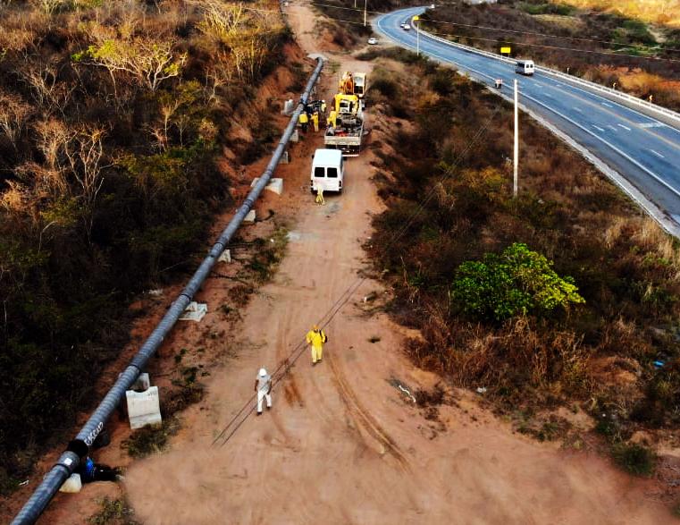 Cidade de Belo Jardim tem primeiro ciclo de abastecimento com água do rio São Francisco