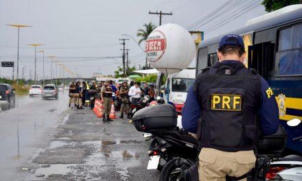 PRF inicia Operação Carnaval 2019 nas rodovias de Pernambuco