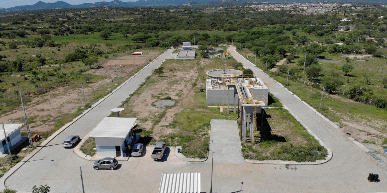 População de Venturosa, no Agreste, já conta com serviços de esgotamento sanitário