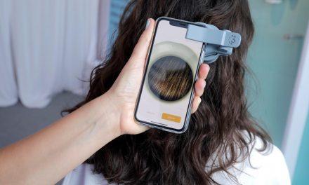 Natura desenvolve dispositivo que avalia nível de dano do cabelo em tempo real