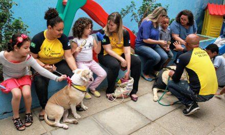 Ação do Caps Infantil de Jaboatão marca Dia Mundial de Conscientização do Autismo