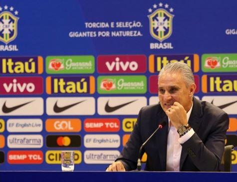 Sem Marcelo, Tite divulga convocados para a Copa América