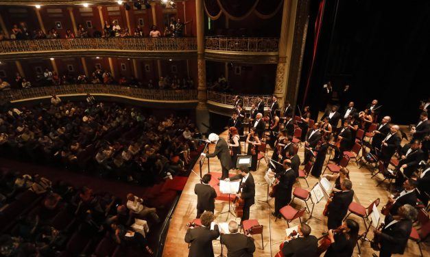 Orquestra Sinfônica do Recife interpreta Mozart e Brahms