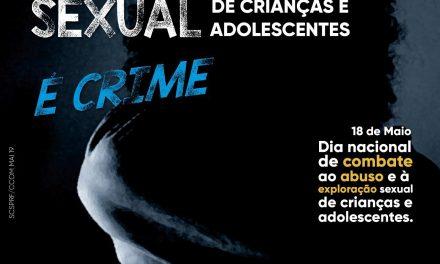 Caruaru recebe ação de combate à Exploração Sexual de Crianças e Adolescentes e do Maio Amarelo
