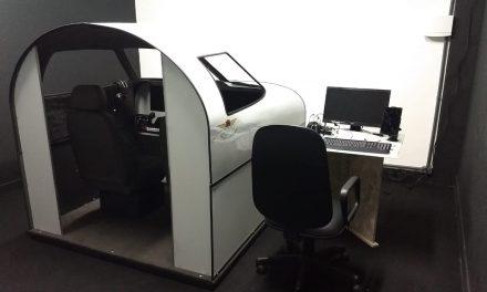 Aeroclube de Pernambuco oferece simulador de voo