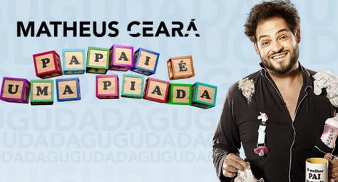 Humorista Matheus Ceará apresenta espetáculo inédito no Recife
